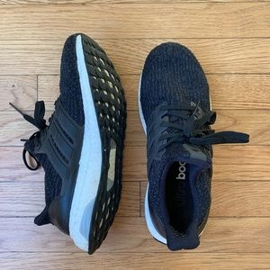 Adidas Womens 7 ultraboost shoes. Gently used!